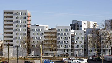 CARTOUCHERIE HOUSING BLOCK