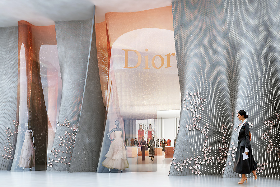 DUBAI MALL DIOR BOUTIQUE