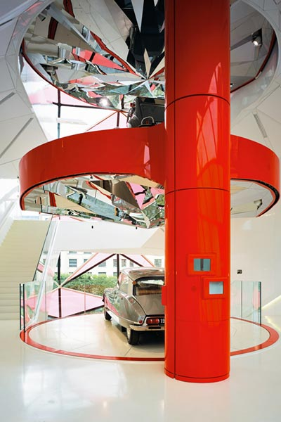 CITROEN SHOWROOM