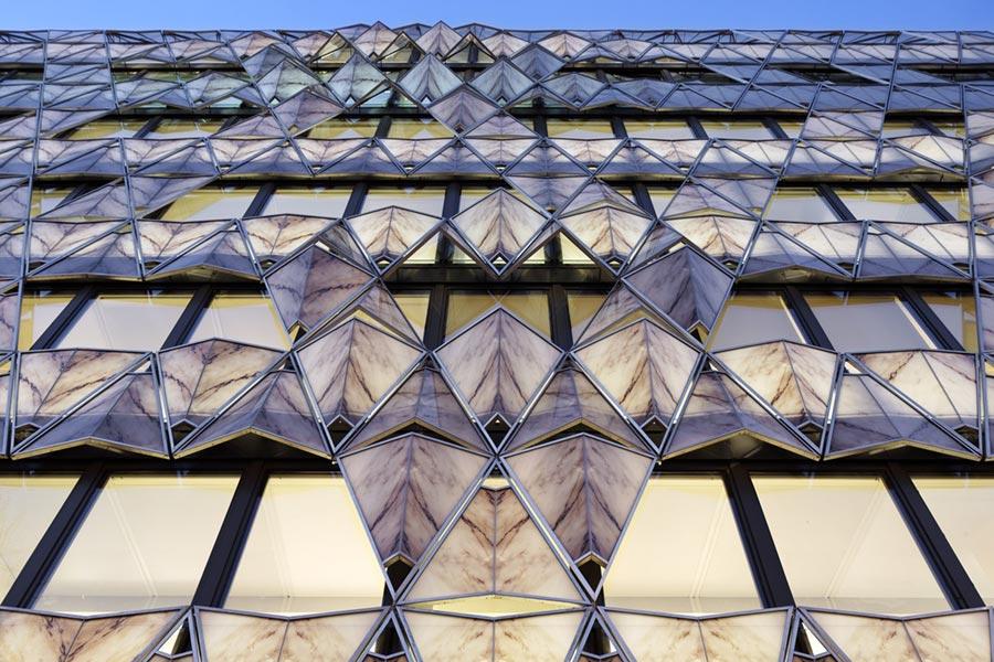 Origami building u manuelle gautrand