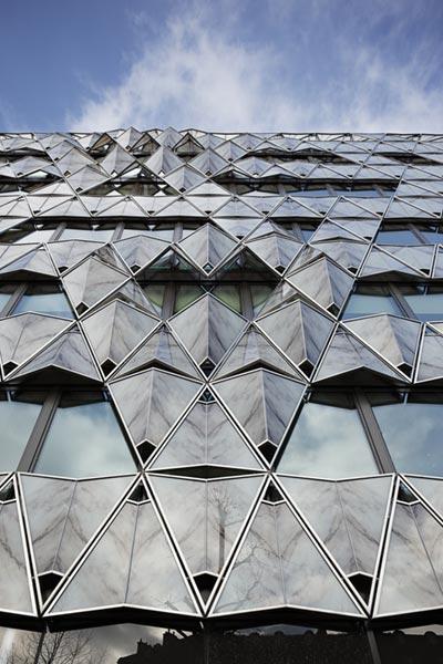 ORIGAMI BUILDING