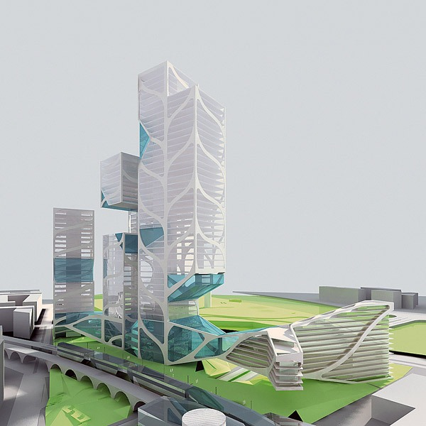 MIXED-USE TOWERS