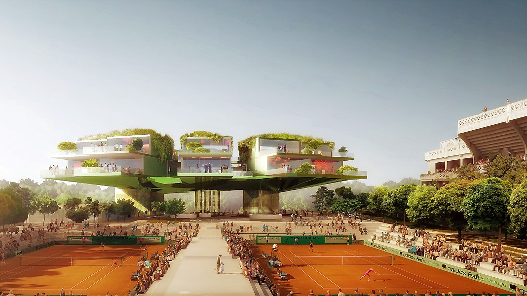 ROLLAND GARROS VILLAGE