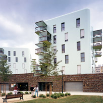 SOLARIS HOUSING BLOCK